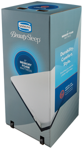 "BeautySleep Luxury Firm 8"" Mattress-in-a-Box"
