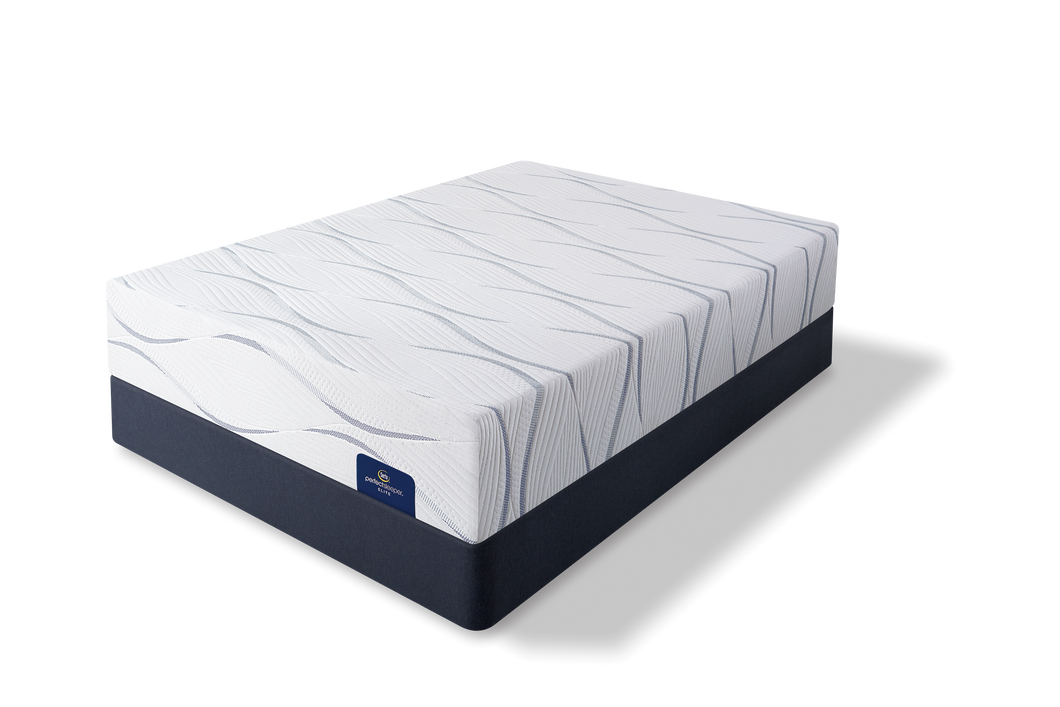 Perfect Sleeper Foam - Starkley II Ultra Plush Gel Memory Foam Mattress