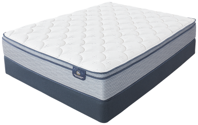 Serta - Serta LE Euro Top Mattress