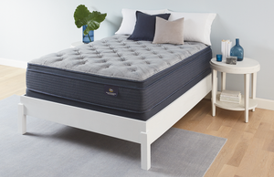 Serta - Serta LE Pillow Top Top Mattress