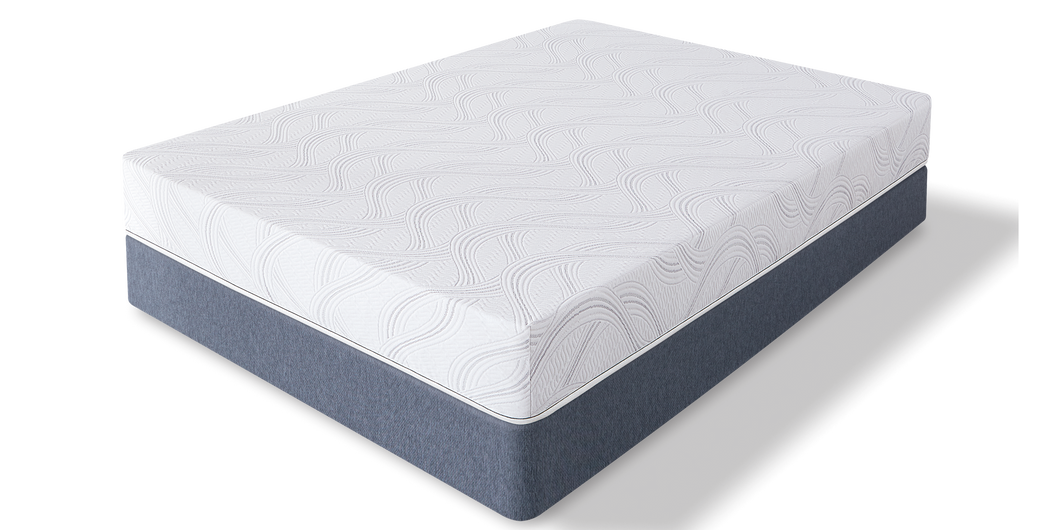 America's Mattress Foam - Kirkling II Gel Memory Foam Mattress