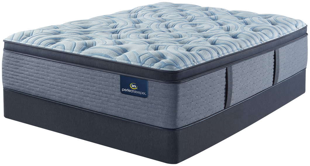 Perfect Sleeper - Regal Retreat  Plush Pillow Top Mattress
