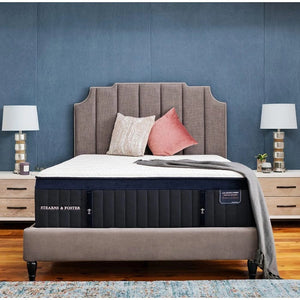 Stearns & Foster - Lux Estate Hybrid Collection - The Pollock - Luxury Ultra Plush Mattress
