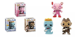 Funko Pop! Ad Icons: Cereal Monsters 3 pack - Funko Shop Exclusive - Hyped Goods, New Jersey