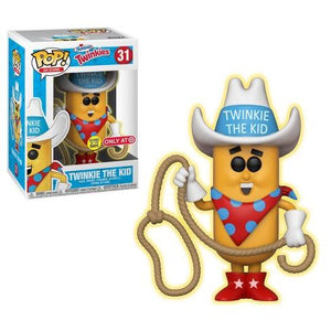 Funko Pop! Ad Icons: Twinkie The Kid GITD #31 - Target Exclusive - Hyped Goods, New Jersey