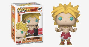 Funko Pop! Animation: DBZ SS Broly #402 - 2018 SDCC Shared - Hyped Goods, New Jersey