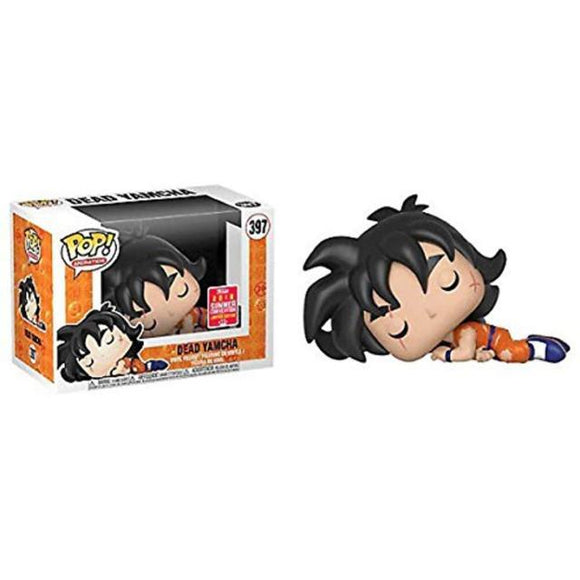 Funko Pop! Animation: Dragon Ball Z Dead Yamcha - 2018 SDCC Shared - Hyped Goods, New Jersey
