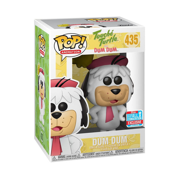 Funko Pop! Animation: Dum Dum #435 - 2018 Fall Convention Shared - Hyped Goods, New Jersey