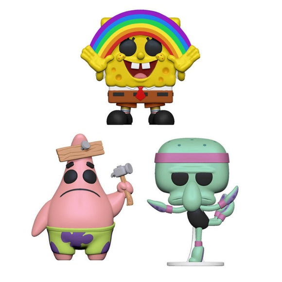 Funko Pop! Animation: Spongebob Squarepants S3 - Pre Order 2019 - Hyped Goods, New Jersey