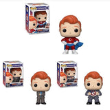 Funko Pop! Conan O'Brien 2018 Summer Convention Bundle - Gamestop Exclusive - Hyped Goods, New Jersey