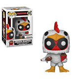 Funko Pop! Deadpool: Chicken Deadpool #323 - Amazon Exclusive - Hyped Goods, New Jersey
