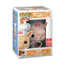 Funko Pop! Funko: Spastik Plastik Sam #10 - 2018 Summer Convention Shared - Hyped Goods, New Jersey