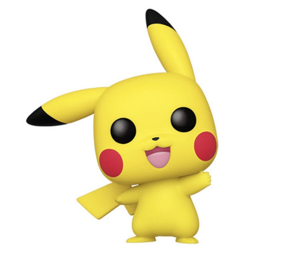 Funko Pop! Games: Pokémon - Pikachu (Waving) - Hyped Goods, New Jersey