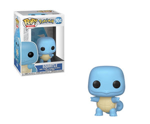 Funko Pop! Games: Pokémon - Squirtle #504 - Pre Order 2019 - Hyped Goods, New Jersey