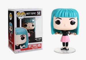 Funko Pop! Hot Topic Girl - Hot Topic Exclusive - Hyped Goods, New Jersey