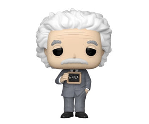 Funko Pop! Icons: Albert Einstein - Hyped Goods, New Jersey