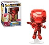 Funko Pop! Marvel Avengers: Infinity War Red Chrome Iron Man - Target Exclusive - Hyped Goods, New Jersey