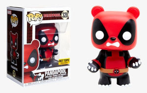 Funko Pop! Marvel Deadpool: PandaPool #328 - Hot Topic Exclusive - Hyped Goods, New Jersey