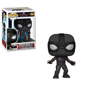 Funko Pop! Marvel Spiderman: Far From Home - Stealth Suit #469 - Hyped Goods, New Jersey