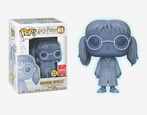 Funko Pop! Moaning Myrtle Harry Potter (Glow In the Dark) - 2018 Summer Convention Exclusive - Hyped Goods, New Jersey