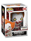 Funko Pop! Movies: Pennywise with Severed Arm #543 - Amazon Exclusive - Hyped Goods, New Jersey