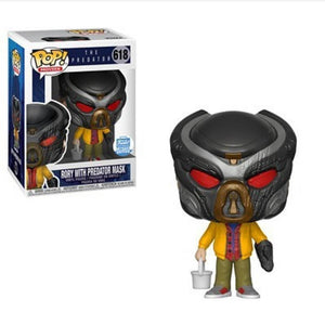 Funko Pop! Movies: The Predator Rory with Predator Mask #618 - Funko Shop Exclusive - Hyped Goods, New Jersey