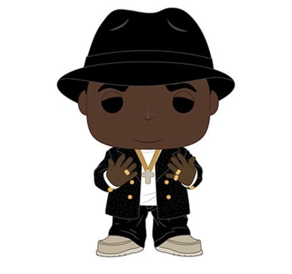 Funko Pop! Rocks: Biggie - Notorious B.I.G - Hyped Goods, New Jersey