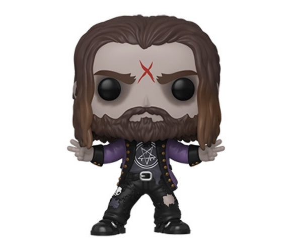 Funko POP! Rocks: Rob Zombie - Hyped Goods, New Jersey