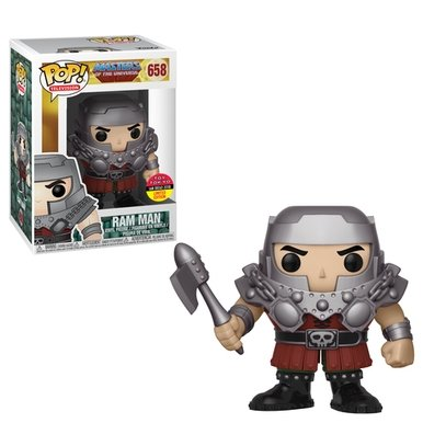 Funko Pop! Television: Masters of the Universe Ram Man - Toy Tokyo 2018SDCC Exclusive - Hyped Goods, New Jersey