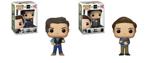 Funko Pop! TV: Club de Cuervos (Club of Crows) - Complete Set of 2 - Hyped Goods, New Jersey