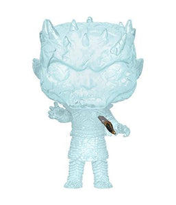 Funko Pop! TV: Game of Thrones - Crystal Night King w/ Dagger In Chest - Hyped Goods, New Jersey
