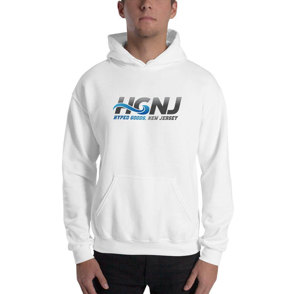 HGNJ Logo Hoodie I - Hyped Goods, New Jersey