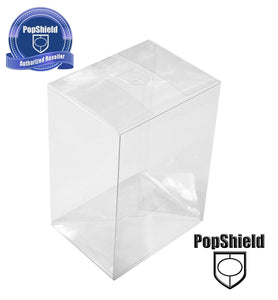 "PopShield Funko Pop Protector - Standard 4"" - 100 PACK - Hyped Goods, New Jersey"