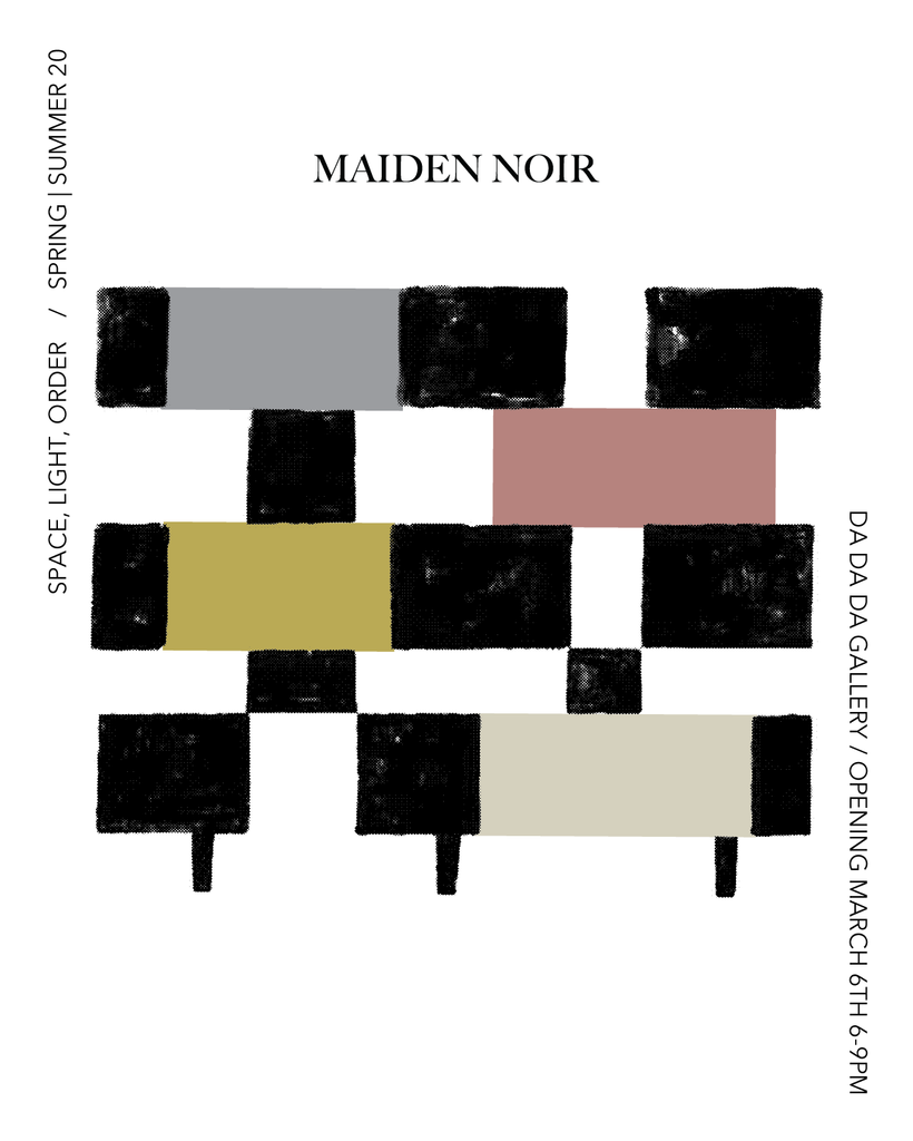 Maiden Noir - Opening Reception At DaDaDa Gallery