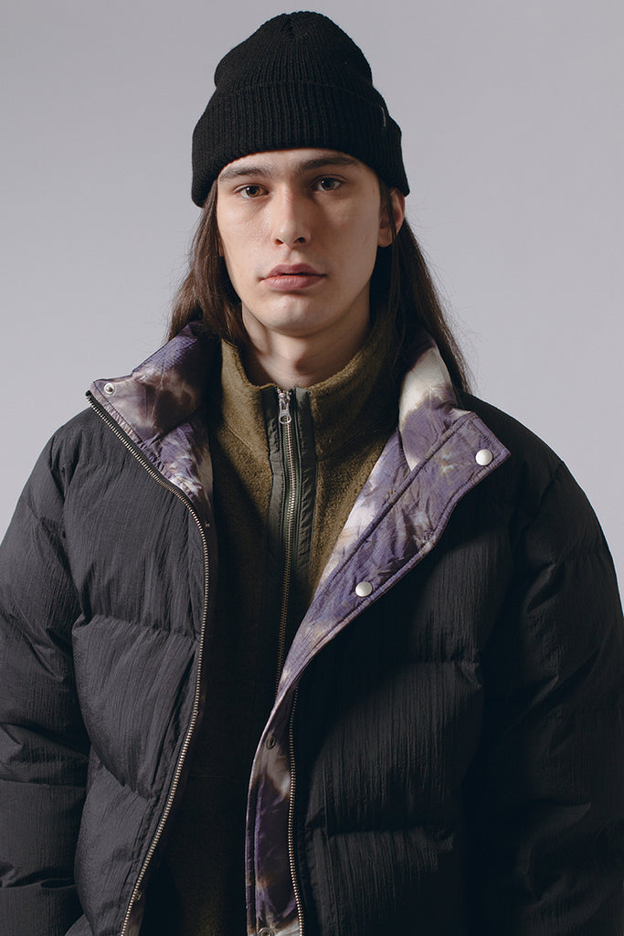 Maiden Noir - Product Focus: Puffer Jacket