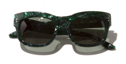 Maiden Noir Grace Sunglasses - Jade
