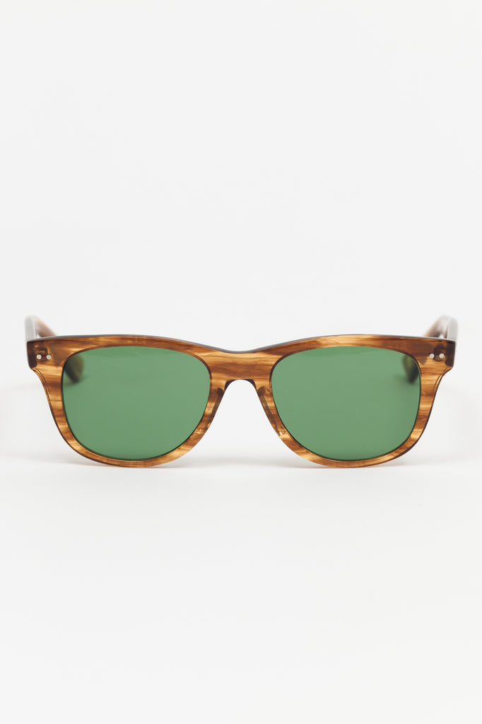 Sidney Sunglasses - Brown Smoke - Maiden Noir
