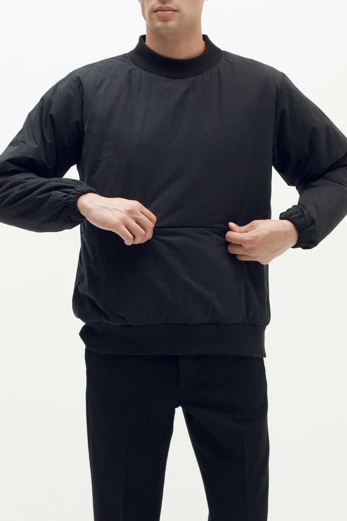 Insulated Crew - Black