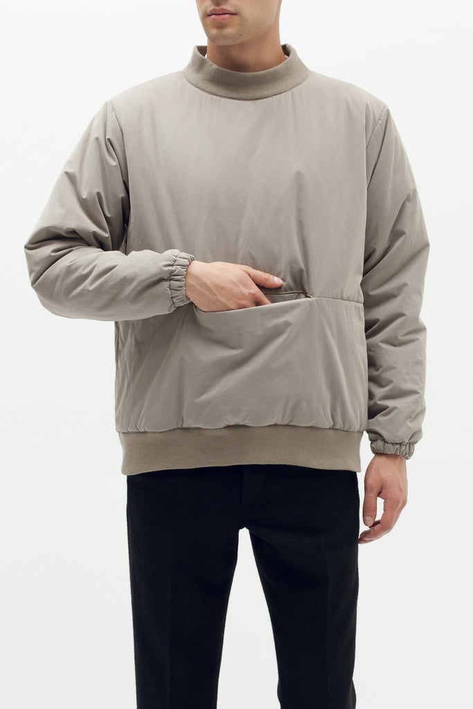Insulated Crew - Beige - [product _vendor]