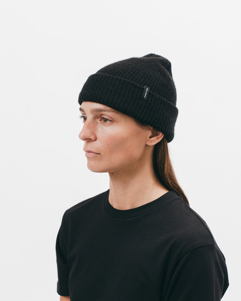 Watch Cap - Black - [product _vendor]