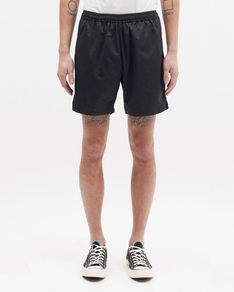 Nylon Short - Black - Maiden Noir