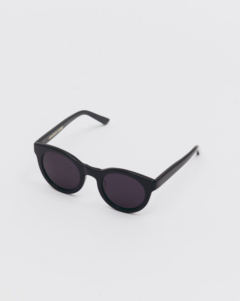 Fredric Sunglasses - Black - Maiden Noir