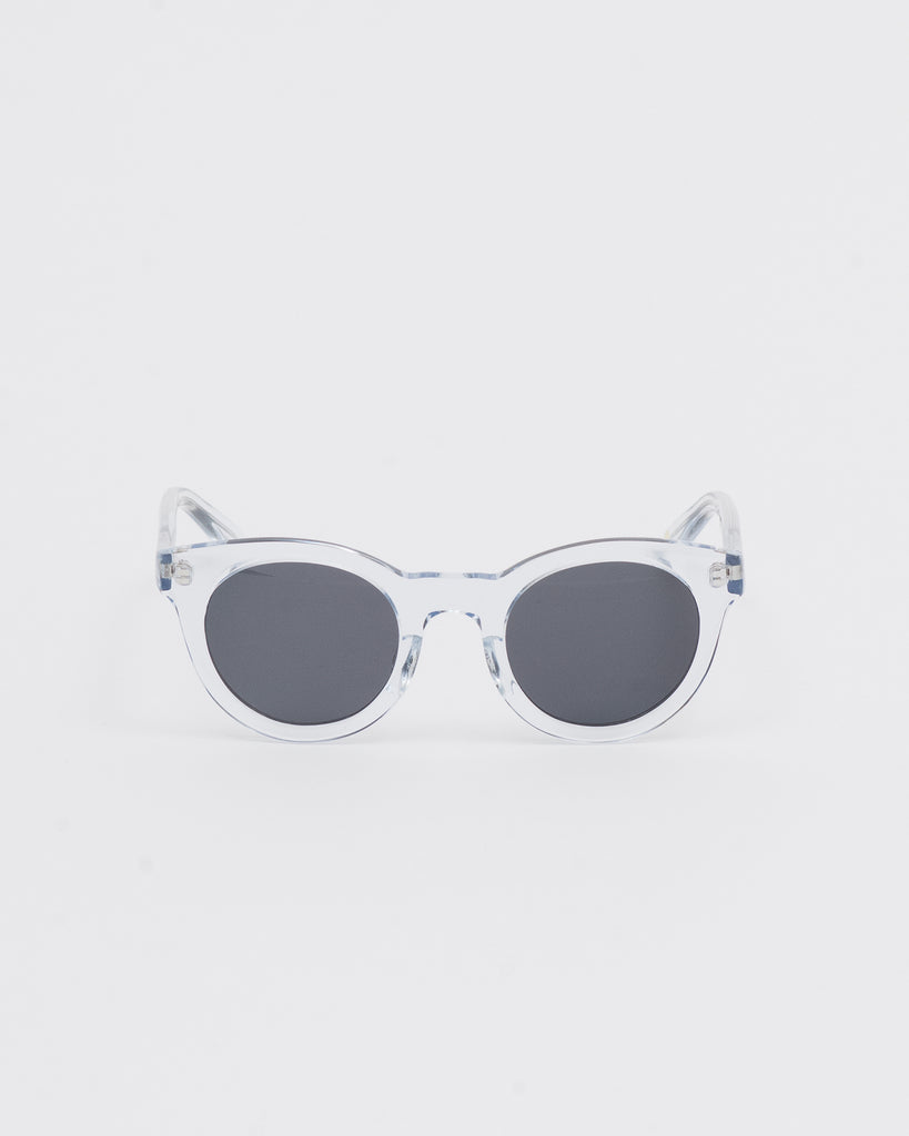 Fredric Sunglasses - Clear - Maiden Noir