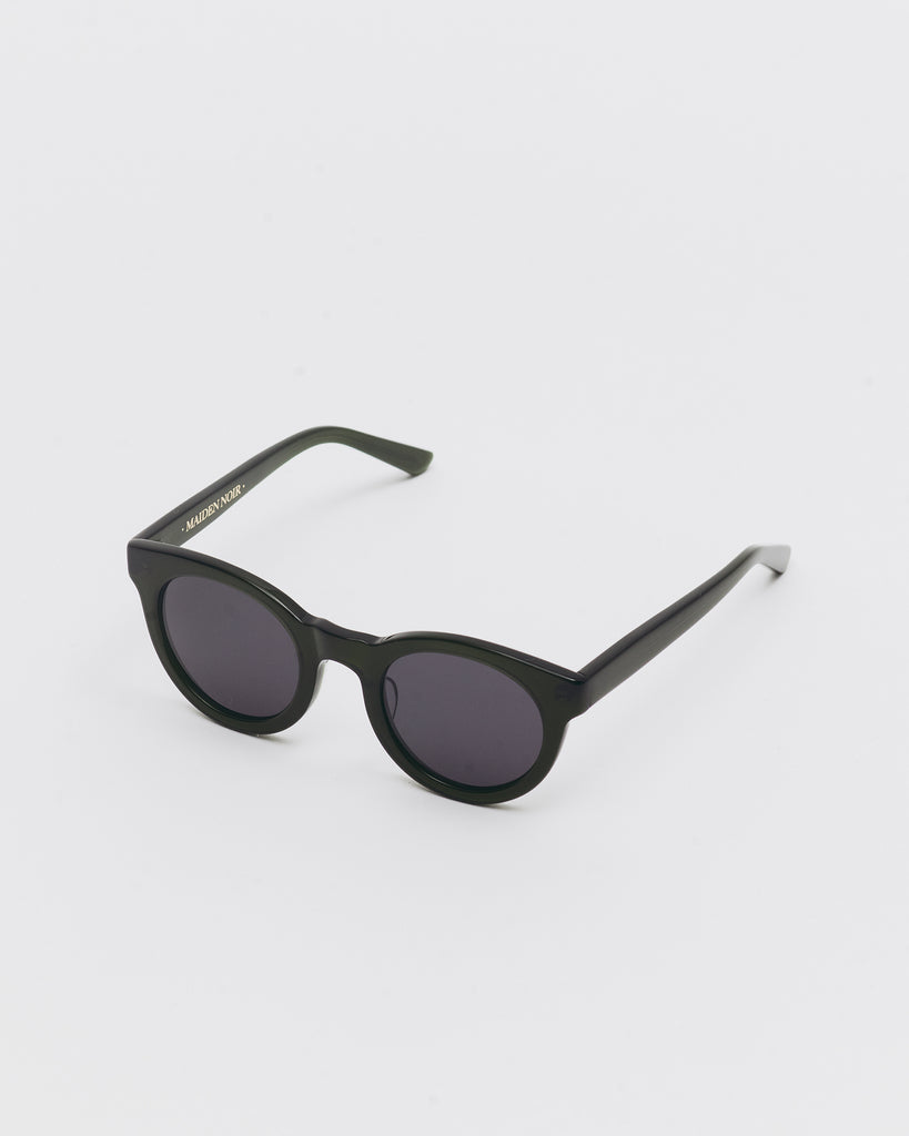 Fredric Sunglasses - Emerald Green - Maiden Noir