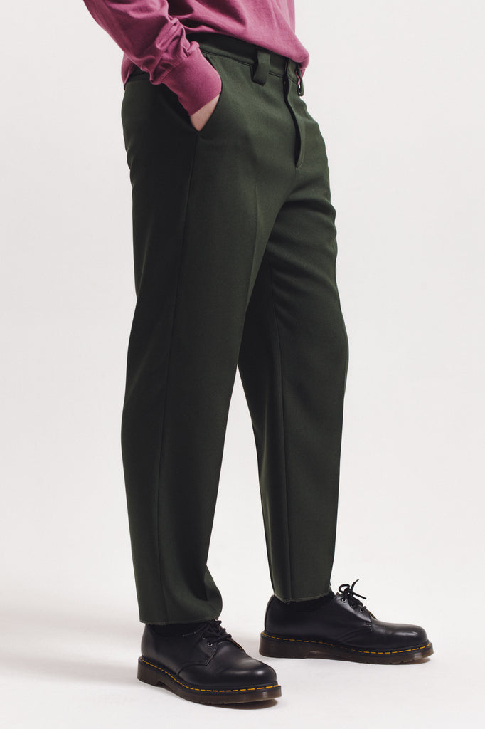 Work Trouser - Forest
