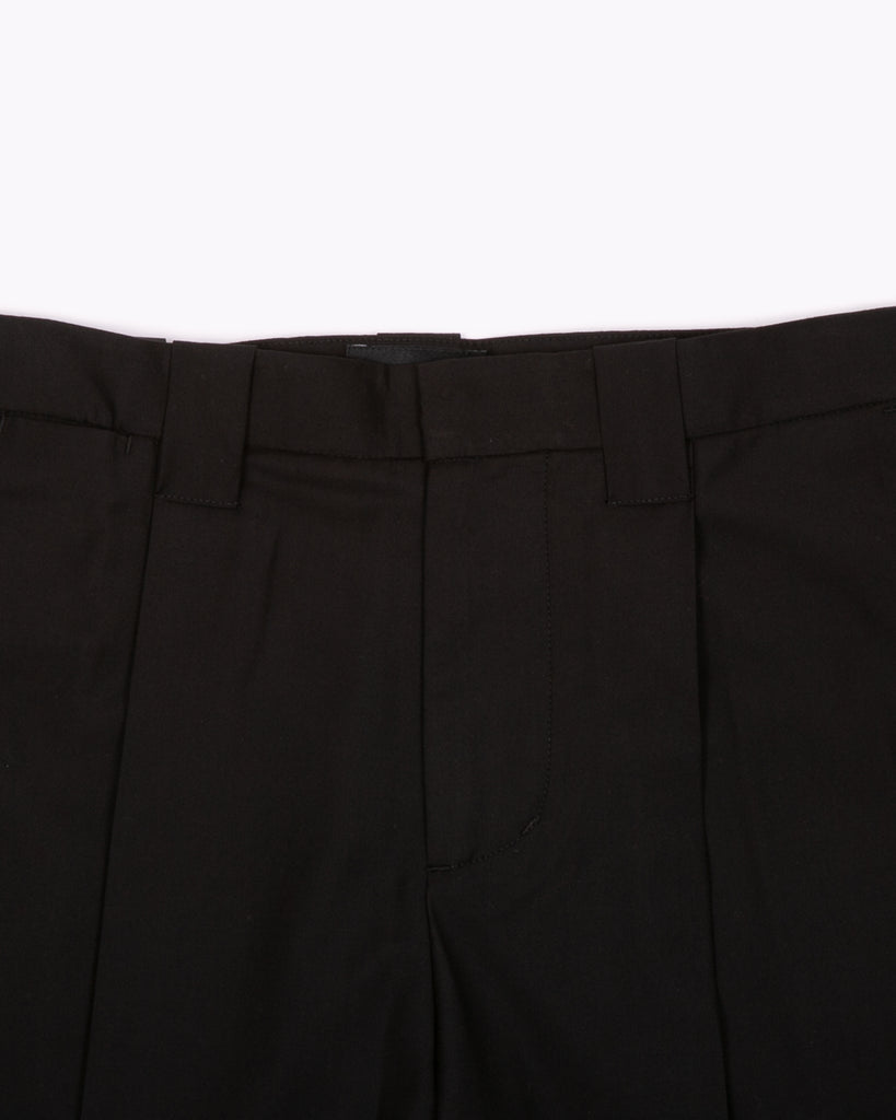 Rayon Work Trouser - Black W