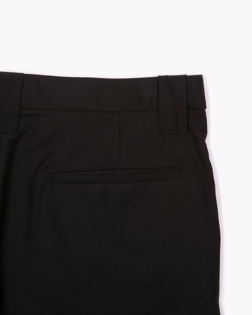 Rayon Work Trouser - Black