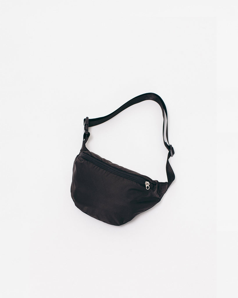 Ripstop Sidebag - Black - [product _vendor]