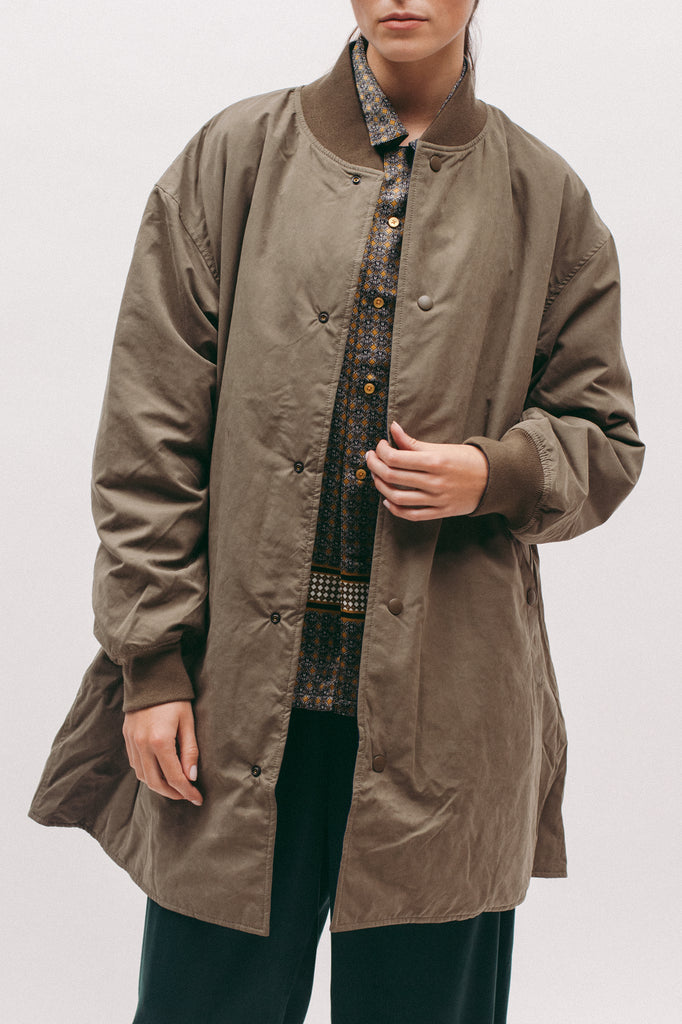 Long Bomber - Seaweed/Navy