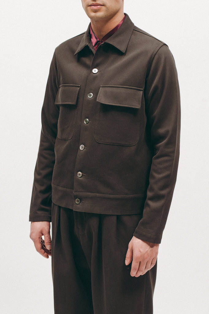 Calvary Jacket - Dark Charcoal